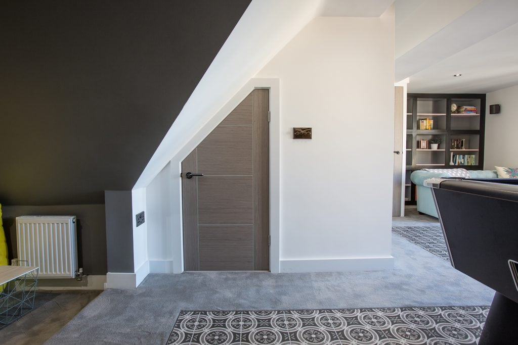 Contemporary Loft Conversion in Sheffield 7
