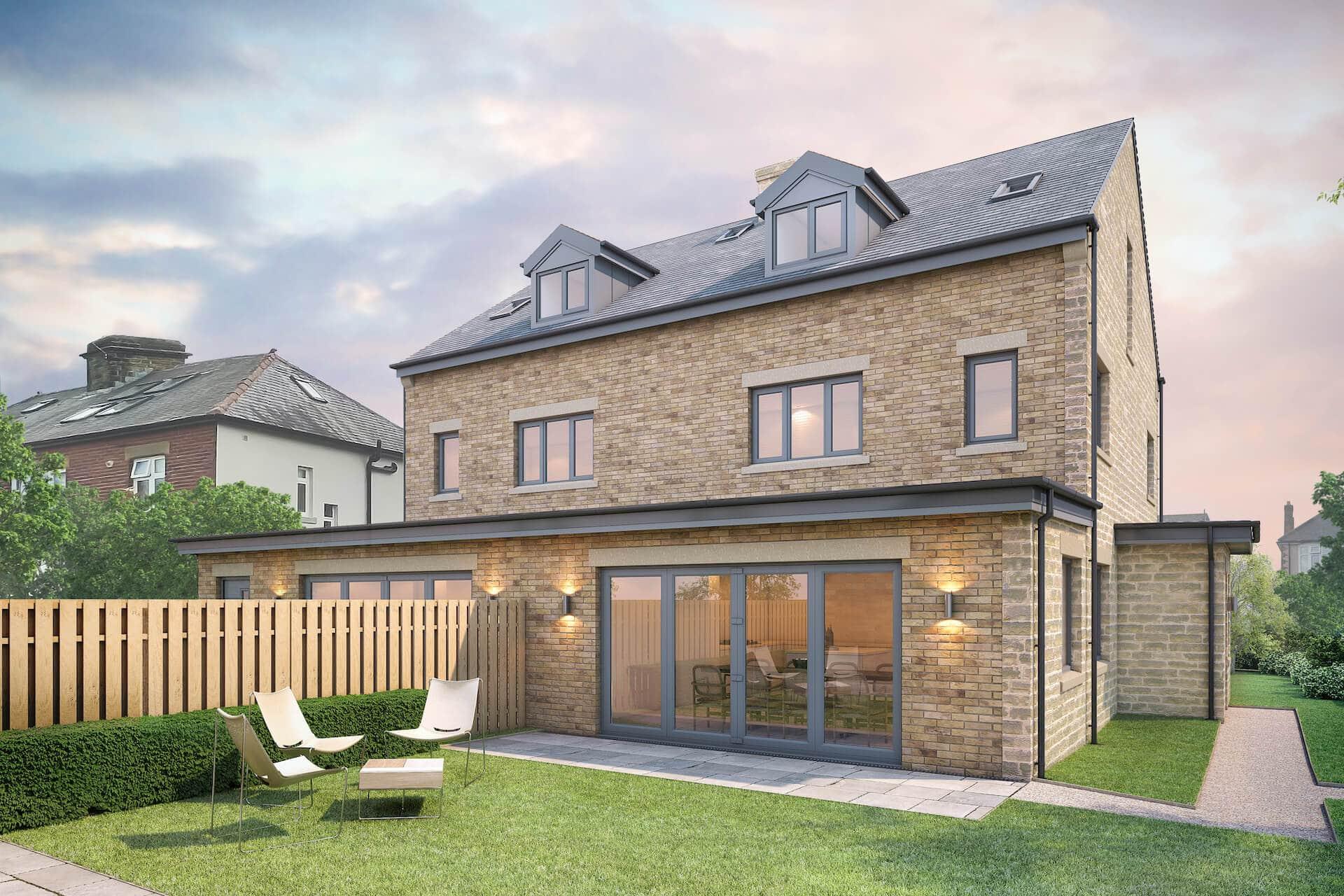 Ringinglow Road Development Sheffield New Homes 2